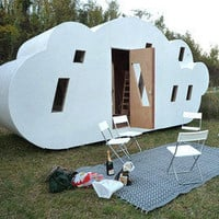 Le Nuage, The Cloud Pod | materialicious