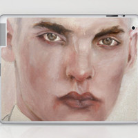 the chaser Laptop & iPad Skin by karien deroo | Society6