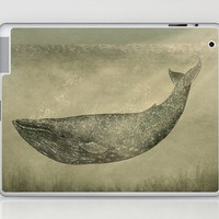 Damask Whale  Laptop & iPad Skin by Terry Fan | Society6