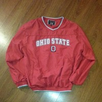 Ohio State Buckeyes Pullover Size XL NCAA from Deadstock Dynasty