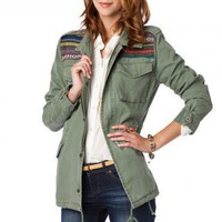 Santa Fe Utility Jacket - ShopSosie.com