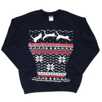 Ugly Christmas Sweater (Cats)