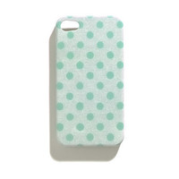 Polka-Dot iPhone 4 Case