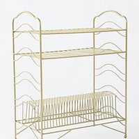 Gold Record Stand - Urban Outfitters