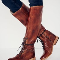 Bed Stu Womens Wesley Tall Boot