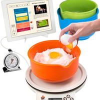 The Perfect Bake: App-controlled smart baking