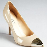 GUESS Pumps - Myrick Patent - Pumps - Shoes - Shoes - Bloomingdale's