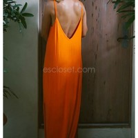Camila- Exclusively E's! With its slouchy fit- gorgeous burnt o