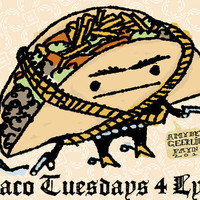Taco Tuesdays 4 Lyfe Print by Amy Beth Geerling Payne