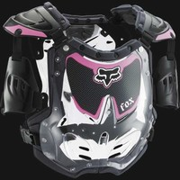 Fox Girls R3 Roost Deflector S/M