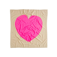 crewcuts Baby Cashmere Blanket In Heart Me