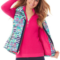 Lilly Pulitzer Syd Quilted Vest