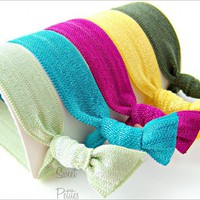 Hair Ties - Set Of 5 - The Virtuous.. on Luulla