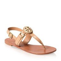 Patent Leather Cassia Sandal