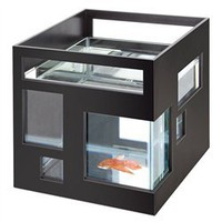 arango - fish condo - black