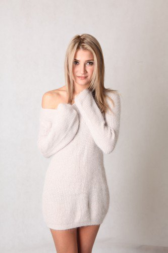 Sweater dress by mj.h9077 on Sense of Fashion