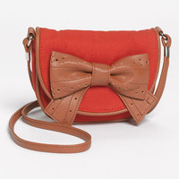 BP. Faux Leather Bow Bag | Nordstrom
