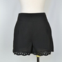 Scalloped edge shorts - Simply Audrey