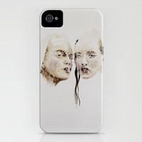 rain (autumn) iPhone Case by karien deroo | Society6