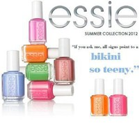 Amazon.com: Essie Summer 2012 Collection - Bikini So Teeny .5 fl oz: Beauty