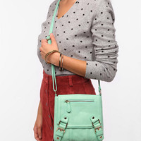 BDG Double-Buckle Crossbody Bag