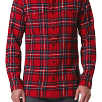 Been Trill Flannel Shirt at PacSun.com