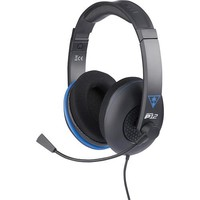 Turtle Beach - Ear Force P12 Wired Amplified Stereo Gaming Headset for PlayStation 4 and PS Vita