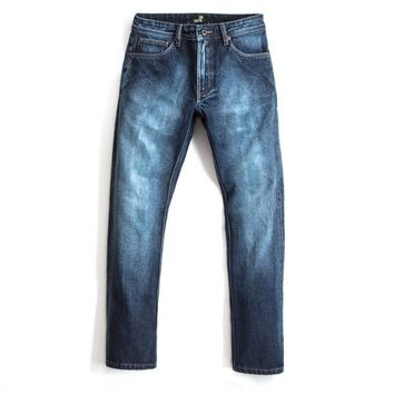 Mens Jeans Made in USA - Ghost High Contrast | Todd Shelton