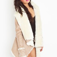 Chelsea Shearling Coat