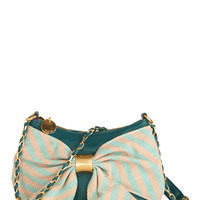 Teal Next Time Shoulder Bag | Mod Retro Vintage Bags | ModCloth.com