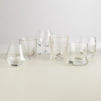 Perfect Collection Spirits Glasses, Set of 6 - World Market