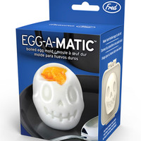 Egg-A-Matic Hard Boiled Skull Egg Mold