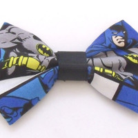 Batman Comic Bow
