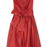 Vivienne Westwood Anglomania | Friday full-skirted cotton dress | NET-A-PORTER.COM
