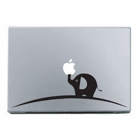 New Elephant MacBook Decal Mac Apple skin sticker