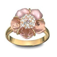 Swarovski Melissa Vintage Rose Ring: Jewelry