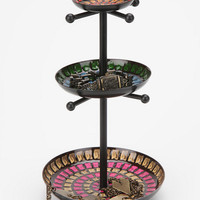 Mosaic Jewelry Stand