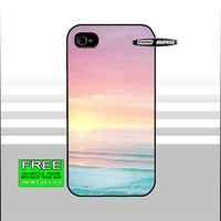iPhone 4/4s Case - Ocean Colors