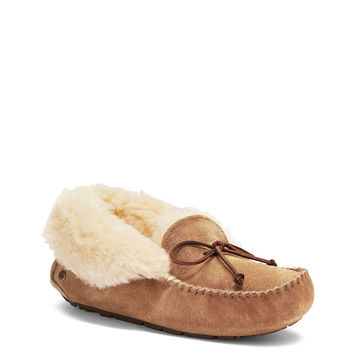 Alena Cuffed Slipper