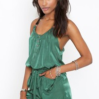 Concrete Jungle Romper