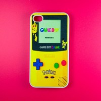 Iphone 4 Case - Pokemon Gameboy Iph.. on Luulla