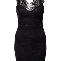 Cups Lace Dress, Oneness
