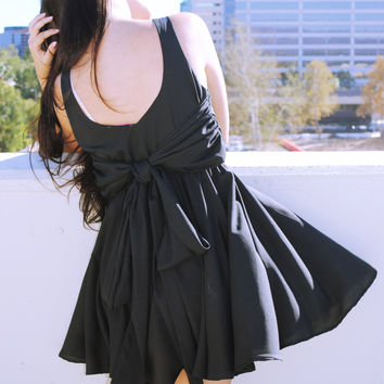 Bow Tie Dress | Petite LA