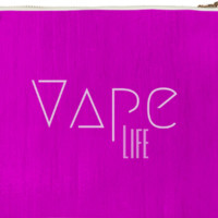 Hot Pink Vape Grunge created by OCDesigns_Products | Print All Over Me