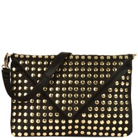 Mallory Studded Clutch
