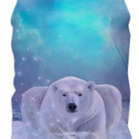 Power Is No Blessing In Itself (Protect the Polar Bear) Mens Tank Top created by soaringanchordesigns | Print All Over Me