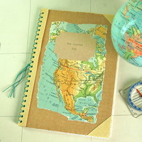 Map Journal Kit