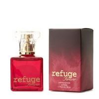 Refuge Forever Limited Edition Perfume by Charlotte Russe - Oxblood