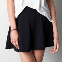 DON'T ASK WHY PONTE CIRCLE SKIRT