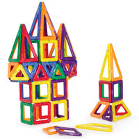 The Award Winning Magnetic Construction Set